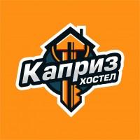 """Разработка логотипа для хостела """"Каприз"""""""