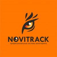"""Логотип для компании осуществляющий профессиональный мониторинг """"Novi Track"""""""