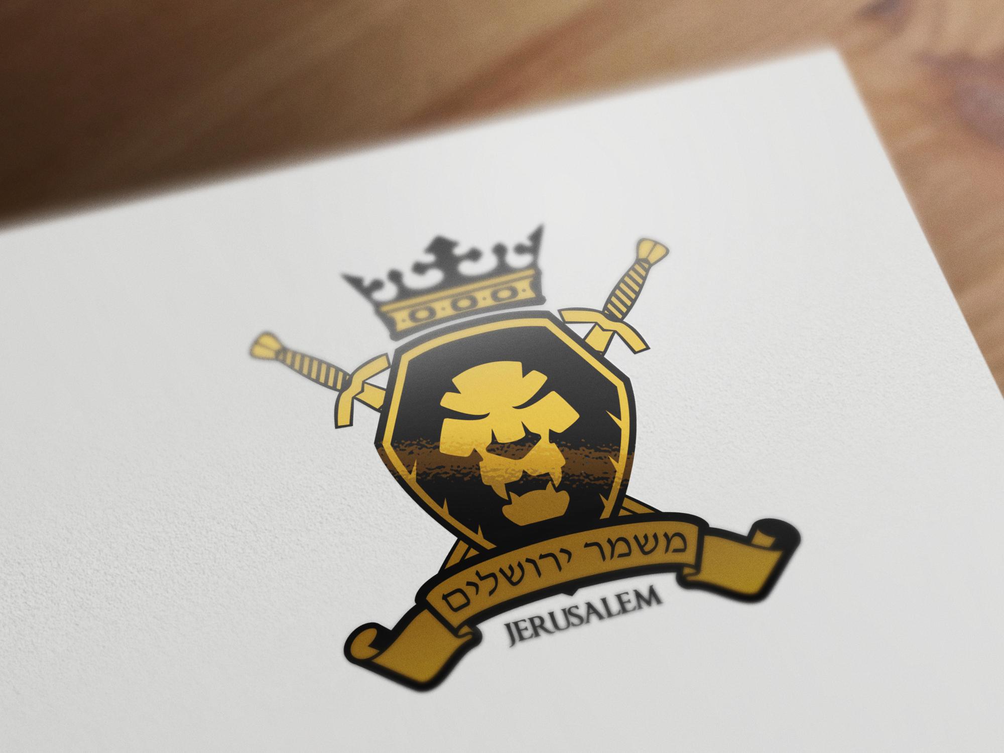 Разработка логотипа. Компания Страж Иерусалима фото f_29651e8a49fd1b99.jpg
