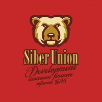 "Разработка логотипа медведь - ""Siber Union"""