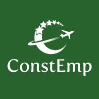 """Разработка логотипа для """"ConstEmp"""""""
