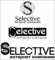 "Разработка логотипа интернет компании ""Selective"""