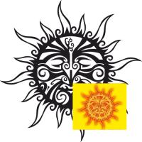 Эмблема Солнце