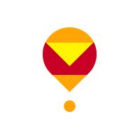 Логотип Киин Бургер
