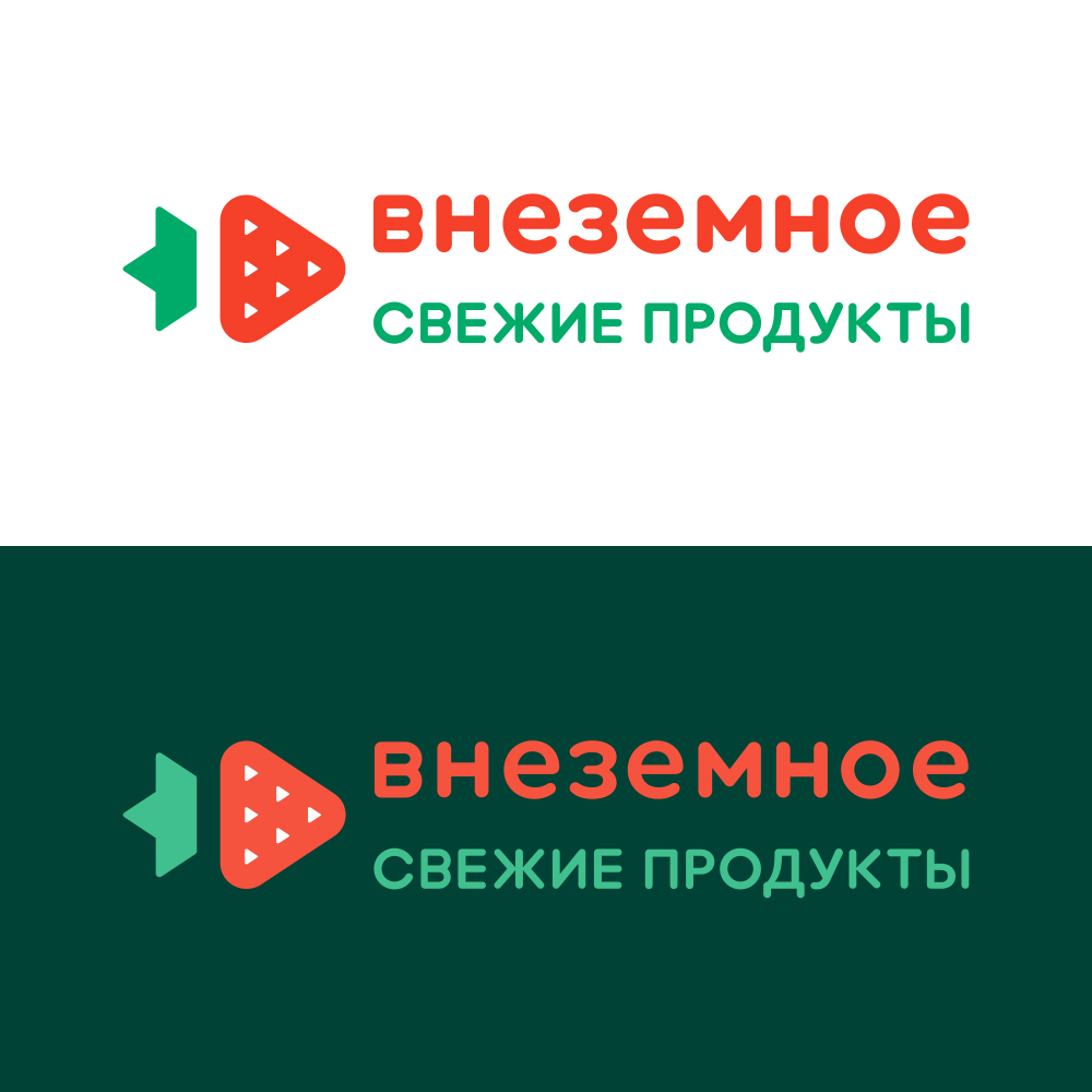 "Логотип и фирменный стиль ""Внеземное"" фото f_1295e753e6653c37.jpg"