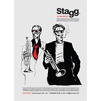 «Stagg». Рекламный модуль