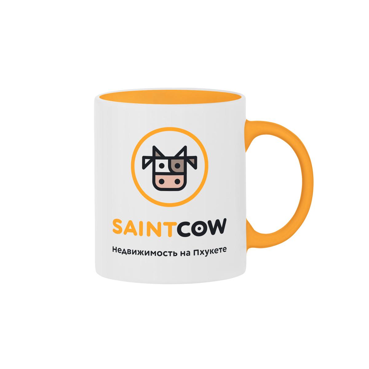 Фирменный стиль для компании Saint Cow фото f_40959bb1054c07ba.jpg