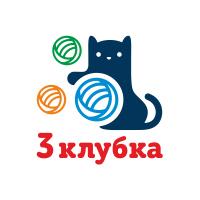 Логотип Три клубка