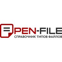 Логотип OPEN-FILE