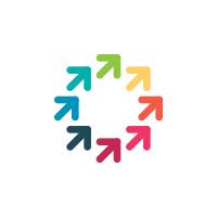 Логотип Вместе с нами. Победа в конкурсе
