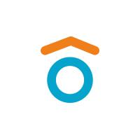 Логотип Globusdoma. Шрифтовой вариант