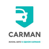 Логотип CarMan. Победа в конкурсе. 1-e место