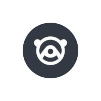Логотип Пандамобиль