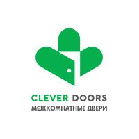 Логотип CLEVER DOORS