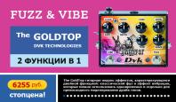 The GOLDTOP DVK technologies. Баннер