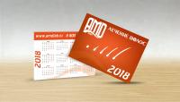 Календарик 2018