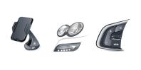 Иконки-автозапчасти черные