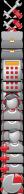 красно-серые иконки