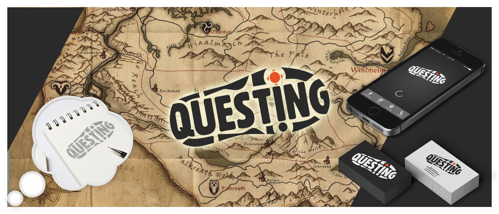 Questing - 1-ое место в конкурсе