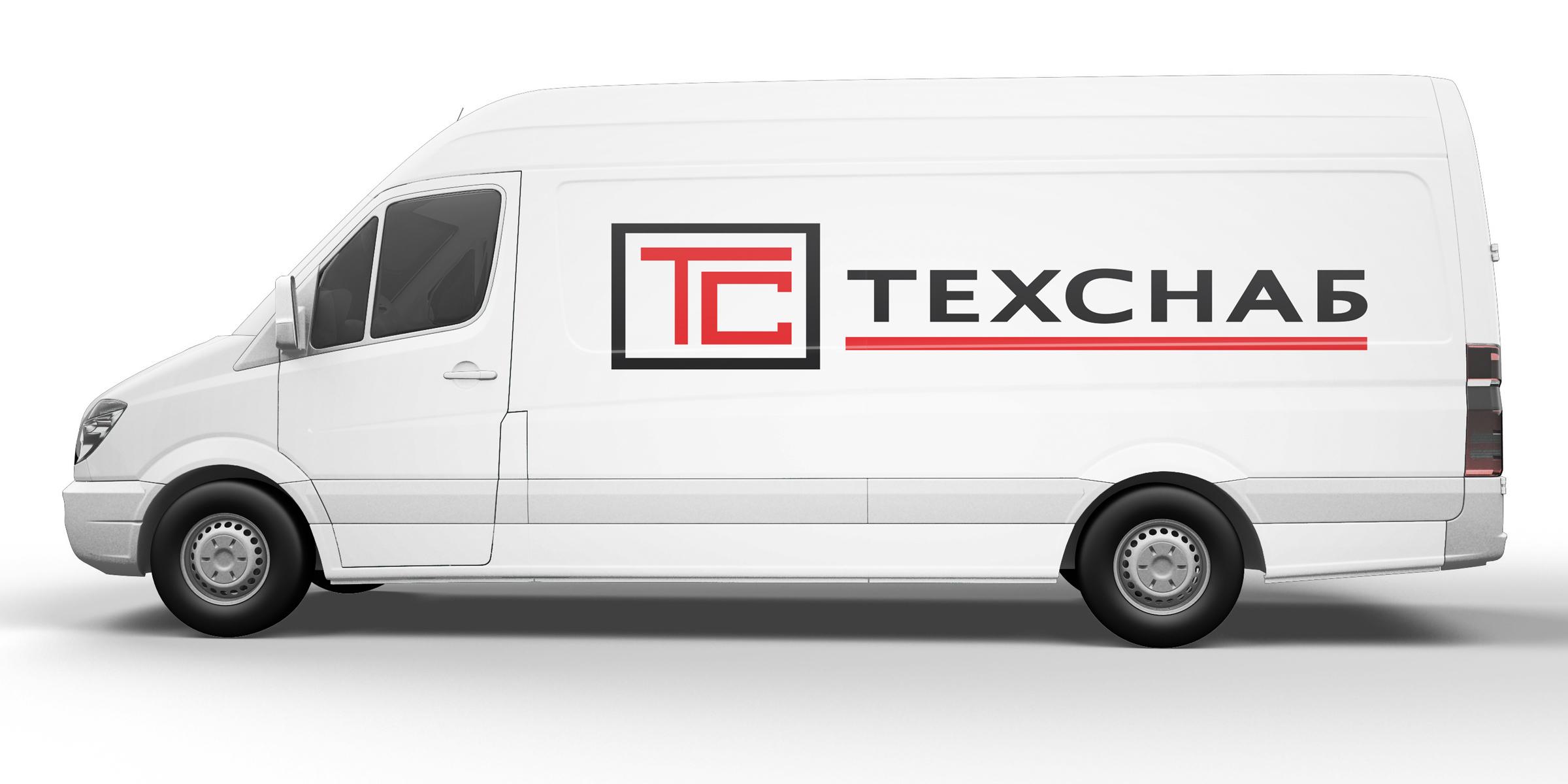 Разработка логотипа и фирм. стиля компании  ТЕХСНАБ фото f_4135b1cf1e99b6e3.jpg