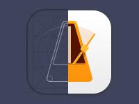 Разработаю иконку приложения в стиле flat