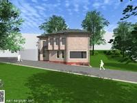 Проект индивидуального дома (Архитектурно-строит ельная часть)