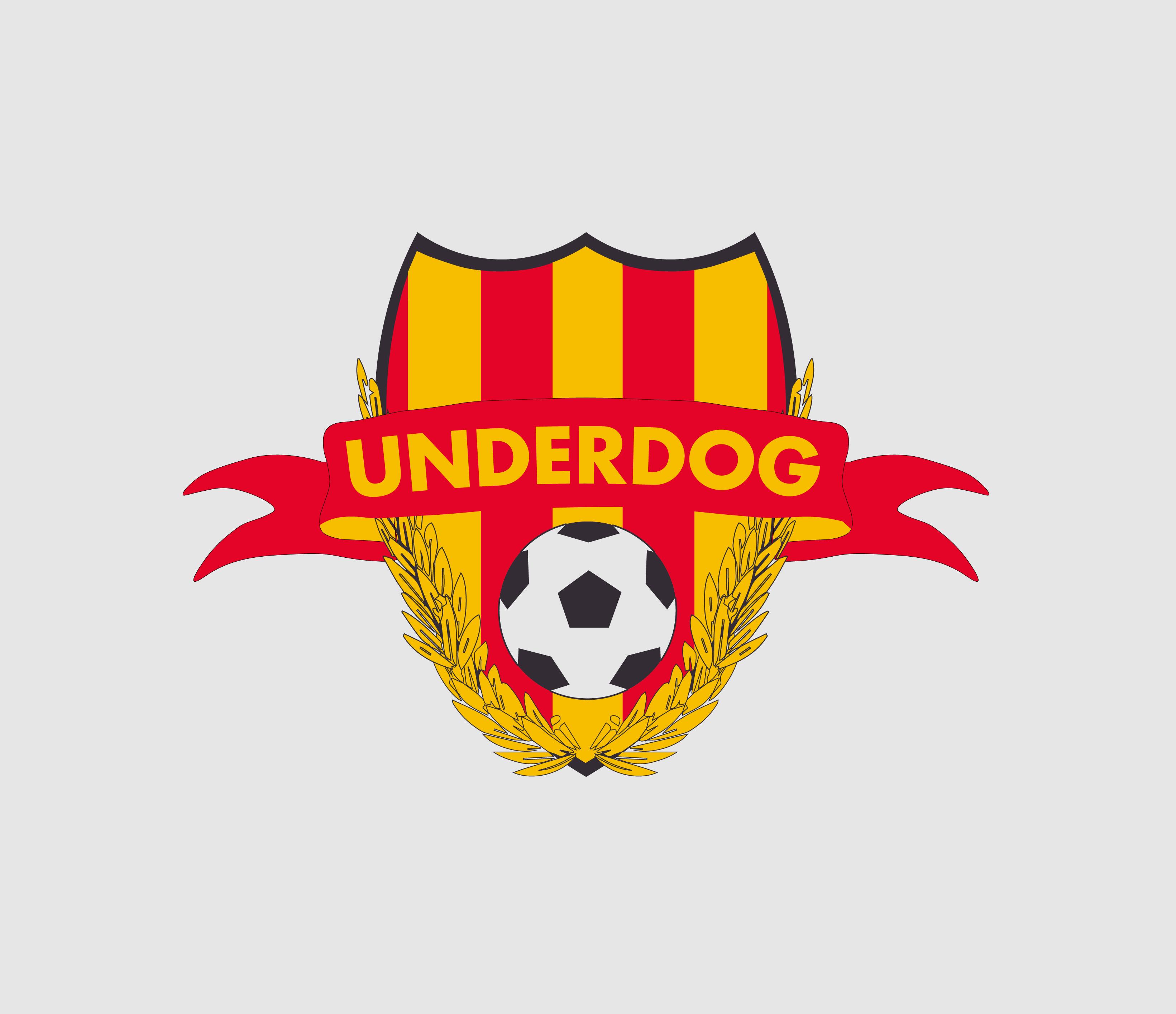 Футбольный клуб UNDERDOG - разработать фирстиль и бренд-бук фото f_3355cb3e3389786c.png