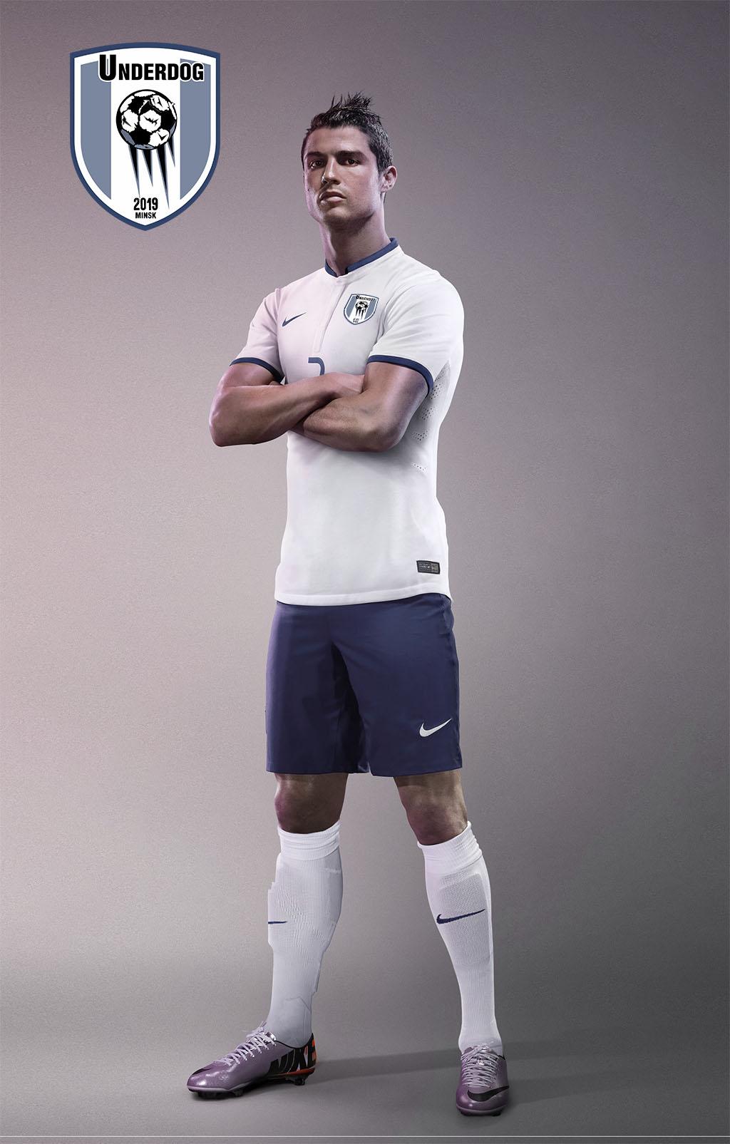 Футбольный клуб UNDERDOG - разработать фирстиль и бренд-бук фото f_5545cafe5b2d635d.jpg