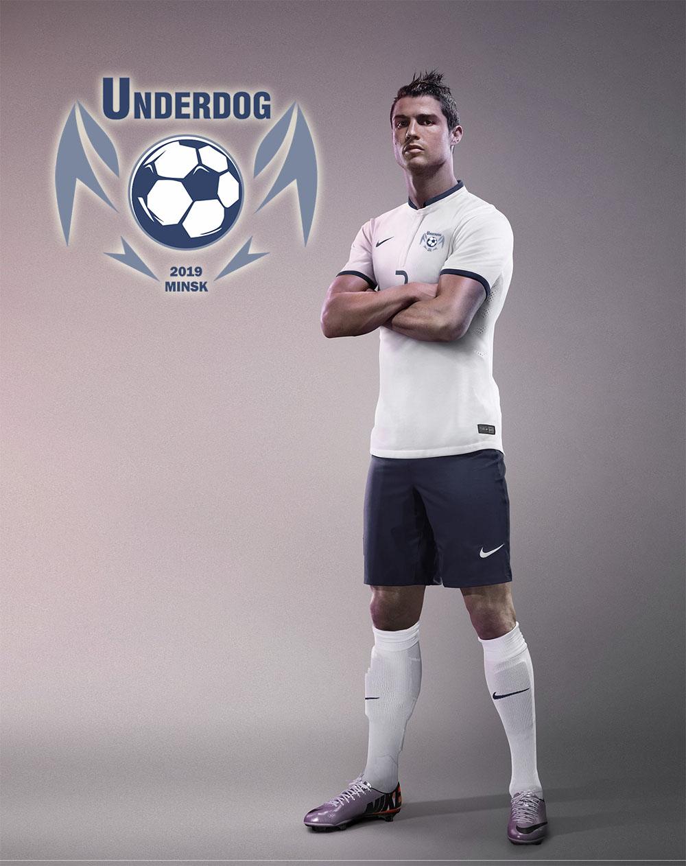 Футбольный клуб UNDERDOG - разработать фирстиль и бренд-бук фото f_9455cb0ac8eb2e50.jpg