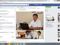 Введение групп/бизнес страниц в соцсетях