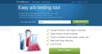 Перевод сайта компании предлагающей A/B тестирование сайтов, RU>EN