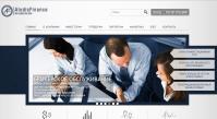 Перевод сайта аналитической компании (услуги доверительного управления активами) RU>EN