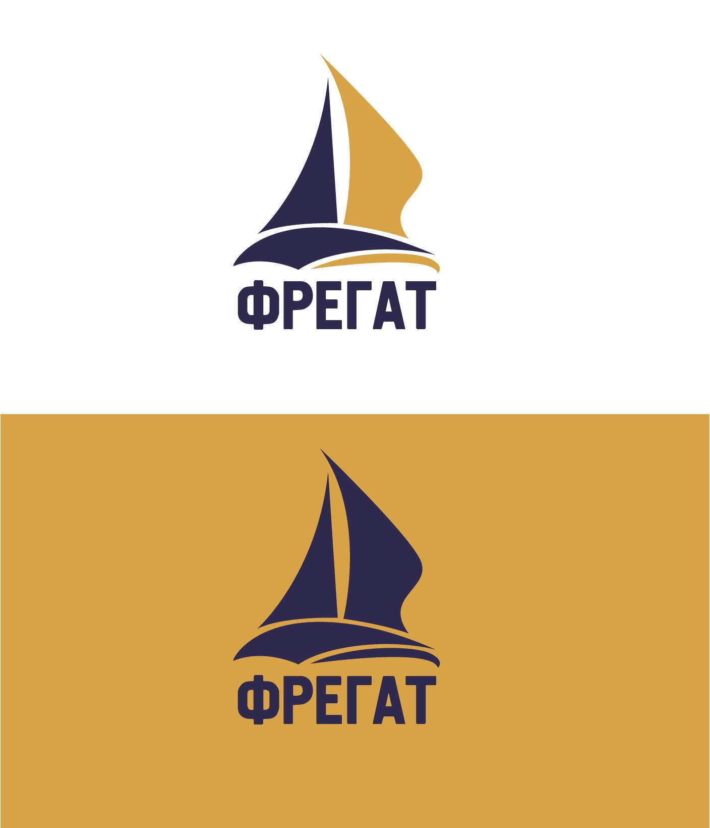 "Логотип, фирменный стиль Ломбард ""Фрегат"" фото f_0165bc4199cedb71.jpg"