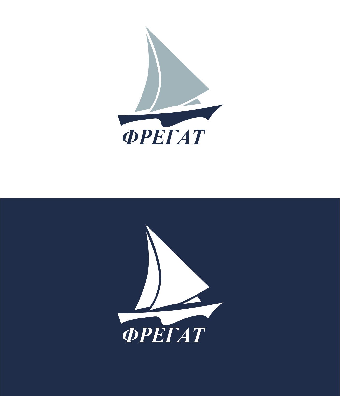 "Логотип, фирменный стиль Ломбард ""Фрегат"" фото f_6175bc41996eb2de.jpg"