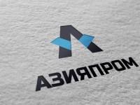 "Логотип для компании ""АЗИЯПРОМ"""