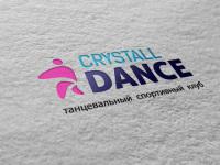 Логотип для танцевального клуба
