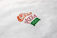 Логотип для компании по доставке пиццы