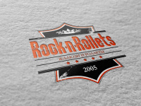 "Логотип для компании ""Rock`n`rollets"""