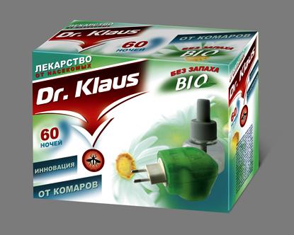 Разработка упаковки Доктор Клаус