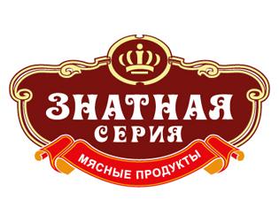 Логотип «Знатная серия»