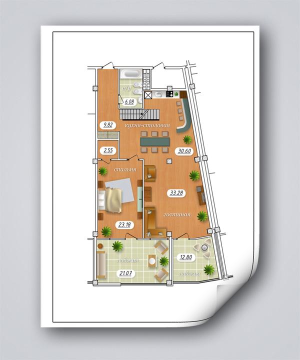 план в векторе 2
