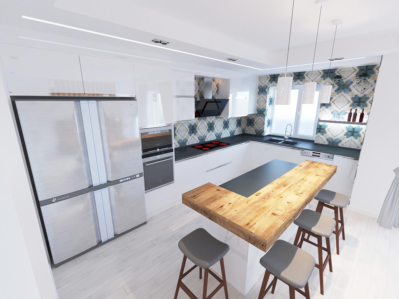 Дизайн проект интерьера первого уровня квартиры 69,9 м.кв. фото f_5555a8533a3295c5.jpg