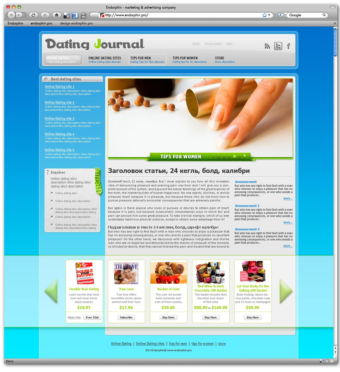 DatingJournal