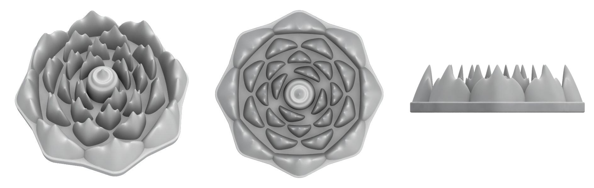 Сделать 3D модель массажного элемента формат STP/UG фото f_0865d28dfc22c896.jpg