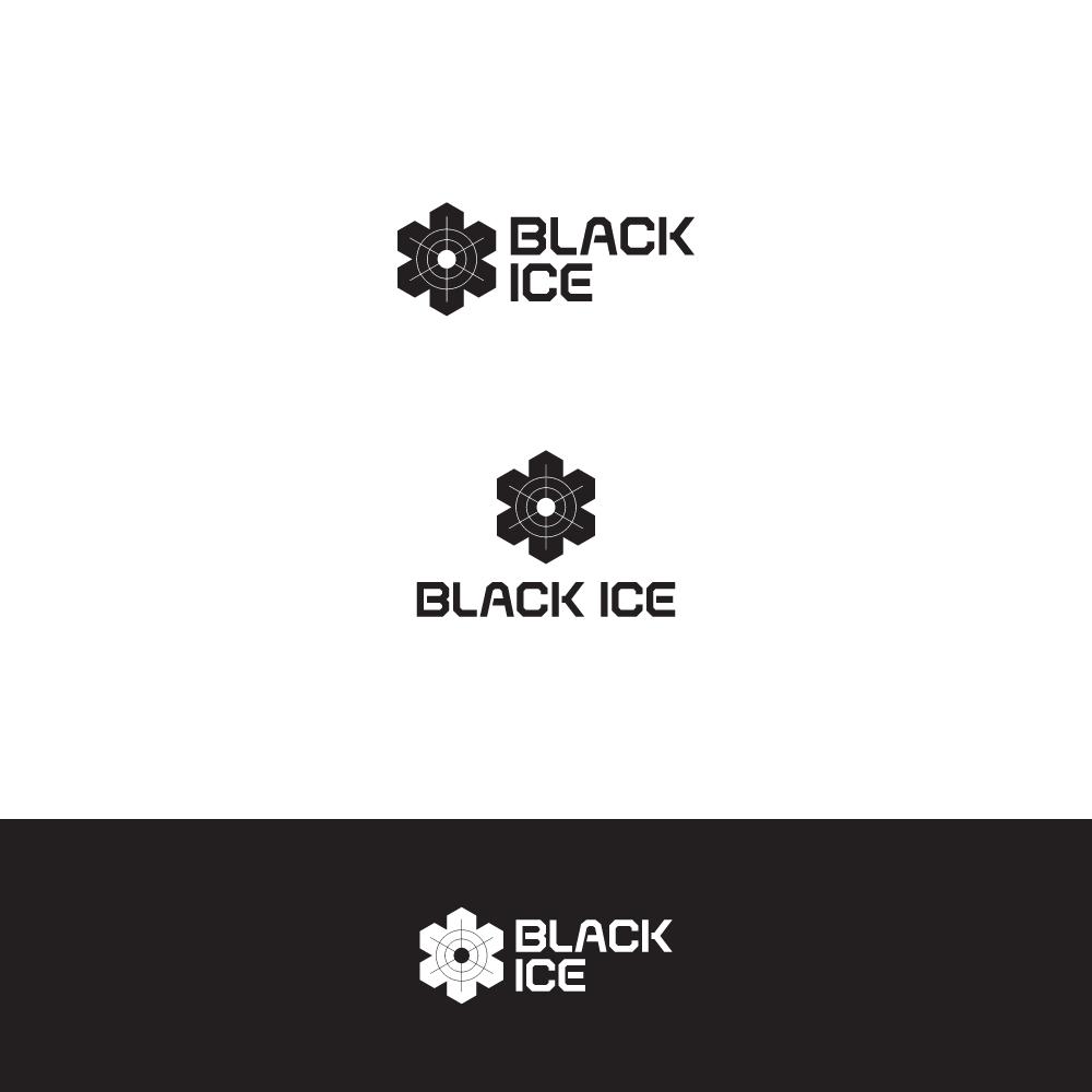 "Логотип + Фирменный стиль для компании ""BLACK ICE"" фото f_962571a78525966f.png"