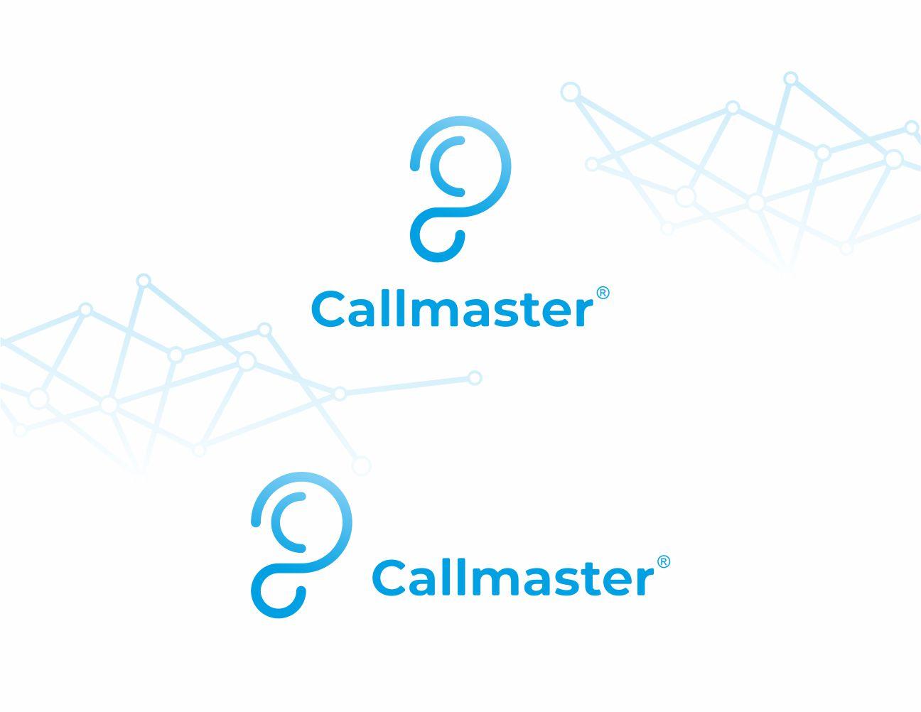 Логотип call-центра Callmasters  фото f_8435b6a05c3c7085.jpg