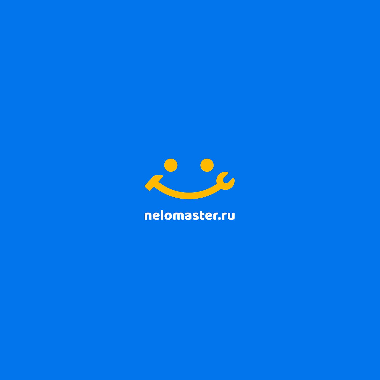 "Логотип сервиса ""Муж на час""=""Мужская помощь по дому"" фото f_6795dbc6bbb6c39c.jpg"