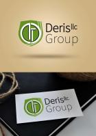 Создание логотипа Deris Group