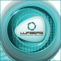 Макет папки-регистратора Lufberg