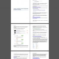 Анализ страницы каталога товаров для интернет магазина